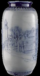 Vase gratter