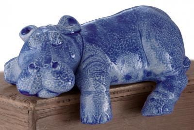 Hippopotame zen
